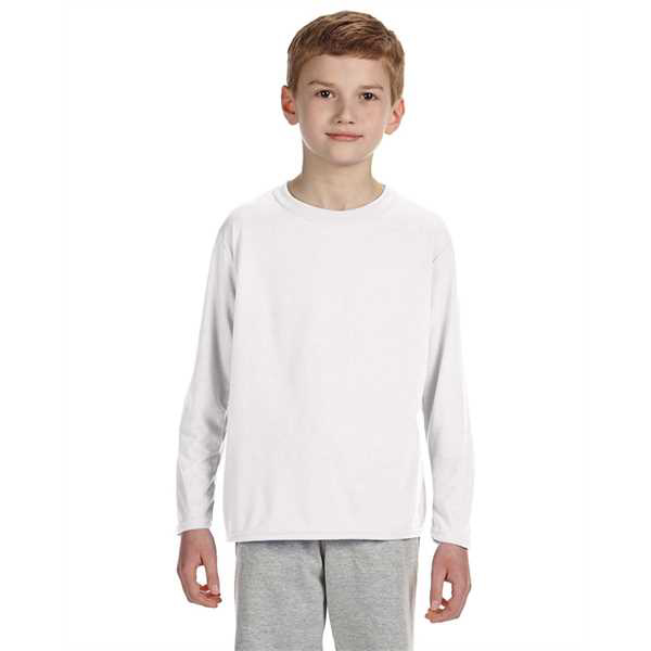 Picture of Youth Performance® Youth 5 oz. Long-Sleeve T-Shirt