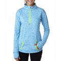 Picture of Ladies' Cosmic Fleece Quarter-Zip