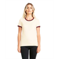 Picture of Ladies' Ringer T-Shirt