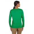 Picture of Ladies' Heavy Cotton™ 5.3 oz. Long-Sleeve T-Shirt