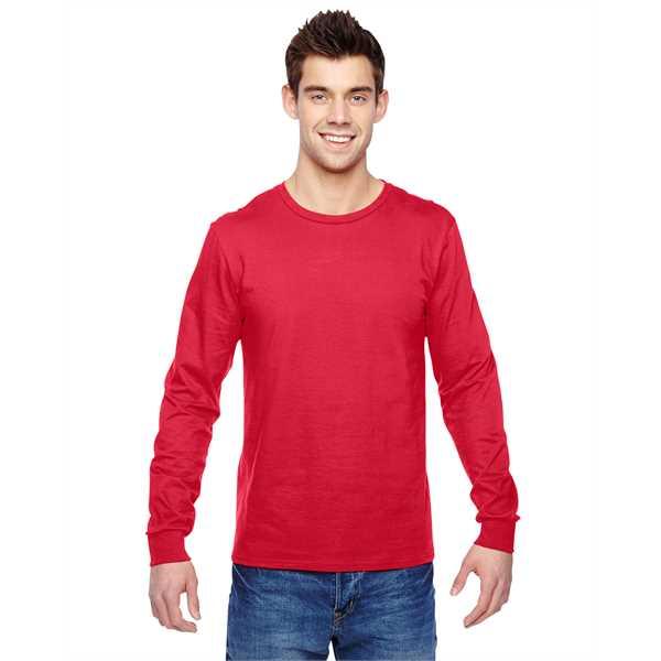 FIERY RED