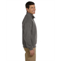 Picture of Adult Heavy Blend™ Adult 8 oz. Vintage Cadet Collar Sweatshirt