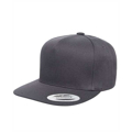 Picture of Adult 5-Panel Cotton Twill Snapback Cap