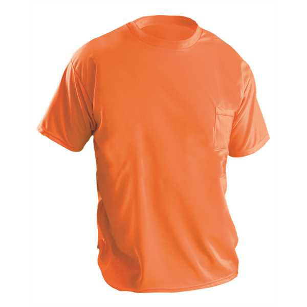 Picture of Men's Wicking Birdseye Non-Ansi T-Shirt