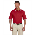 Picture of Adult 6 oz. Short-Sleeve Piqué Polo with Tipping