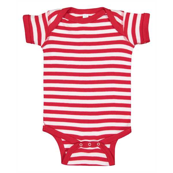 RED/ WHT STRIPE