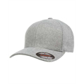 Picture of Adult Poly Mélange Heather Stretch Cap