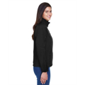 Picture of Ladies' Compass Colorblock Three-Layer Fleece Bonded Soft Shell Jacket