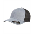 Picture of Adult Poly Mélange Stretch Mesh Cap