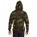 Picture of Men's Camo Pullover Hoodie