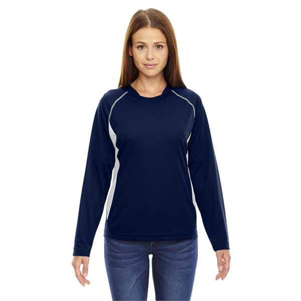 Picture of Ladies' Athletic Long-Sleeve Sport Top