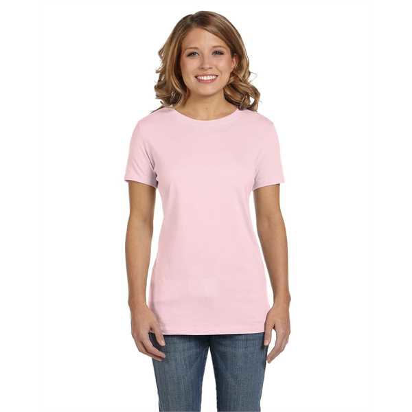 Picture of Ladies' Jersey Short-Sleeve T-Shirt