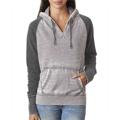 Picture of Ladies' Zen Contrast Pullover Hood