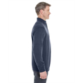 Picture of Men's Manchester Fully-Fashioned Quarter-Zip Sweater
