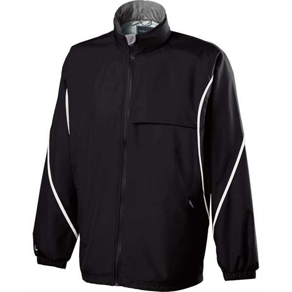 Picture of Adult Polyester Full Zip Hooded Circulate Jacket