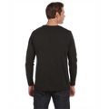 Picture of Men's Joey Slub Long-Sleeve Crew
