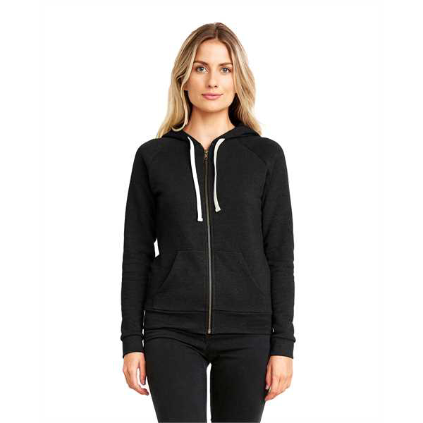 Picture of Ladies' PCH Raglan Zip Hoody