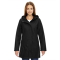 Picture of Ladies' City Textured Three-Layer Fleece Bonded Soft Shell Jacket