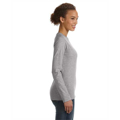 Picture of Ladies' Lightweight Fitted Long-Sleeve T-Shirt
