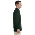 Picture of Adult 5.6 oz. SpotShield™ Long-Sleeve Jersey Polo