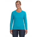 Picture of Ladies' Lightweight Long-Sleeve T-Shirt