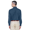 Picture of Men's Tall 6.5 oz. Long-Sleeve Denim Shirt