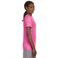Picture of Ladies' Cool DRI® with FreshIQ V-Neck Performance T-Shirt