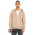Picture of Adult Sueded Fleece Full Zip Hooded Sweatshirt