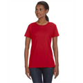 Picture of Ladies' Midweight Mid-Scoop T-Shirt