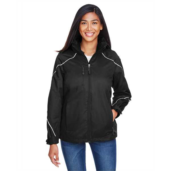 Picture of Ladies' Angle 3-in-1 Jacket with Bonded Fleece Liner