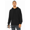 Picture of Unisex Raw Seam Hooded Sweatshirt