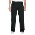 Picture of Adult 7.2 oz. SofSpun® Open-Bottom Pocket Sweatpants
