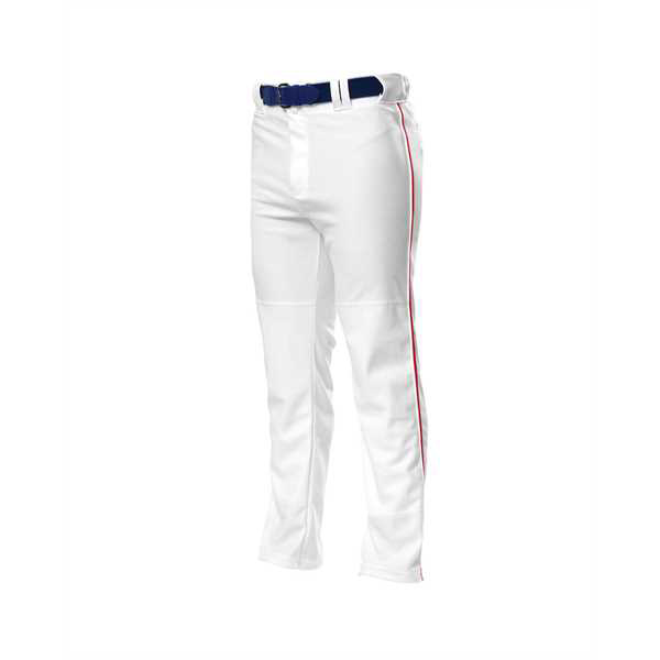 Picture of Youth Pro Style Open Bottom Baggy Cut Baseball Pants