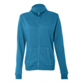 Picture of Ladies Sueded Fleece Full Zip Jacket