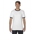 Picture of Adult 5.5 oz. Ringer T-Shirt