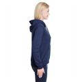 Picture of Ladies' 7.2 oz. Sofspun® Full-Zip Hooded Sweatshirt