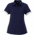 Picture of LADIES' ORGANIC COTTON/SPANDEX JERSEY POLO